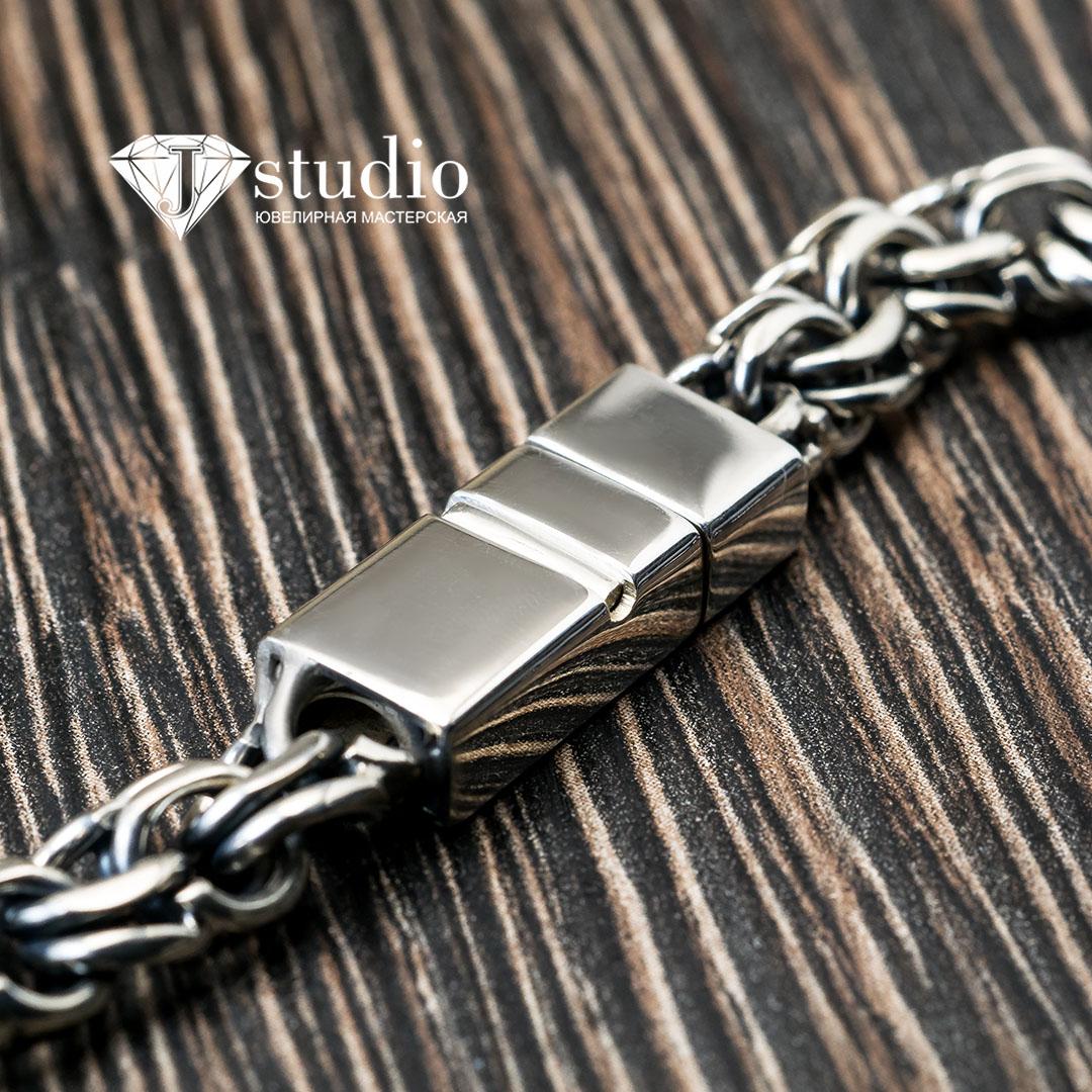 Ремонт серебряных цепочек