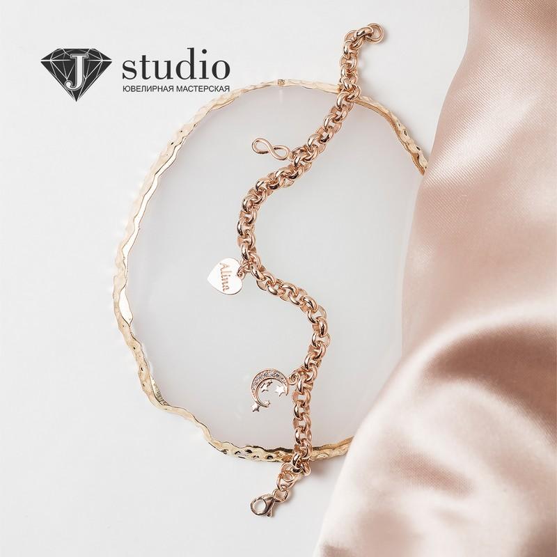 Изготовление цепочек из золота и серебра