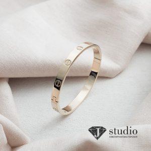 Изготовление браслетов из золота и серебра